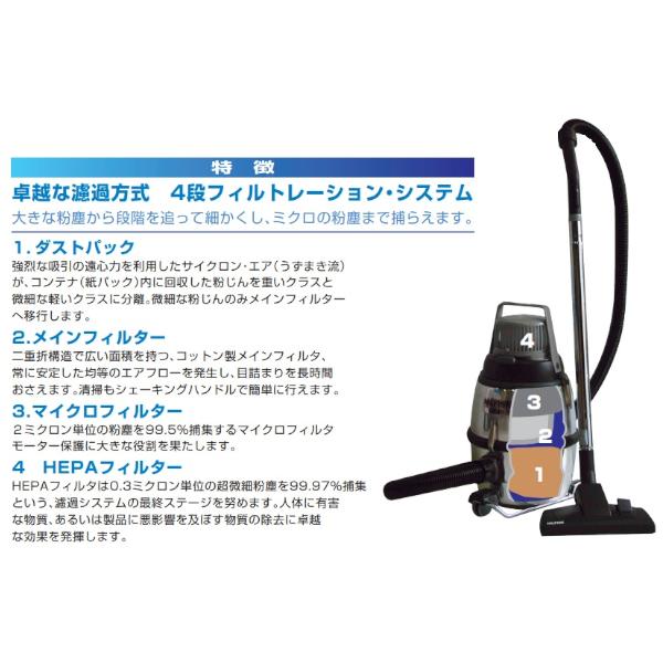 真空掃除機GM80