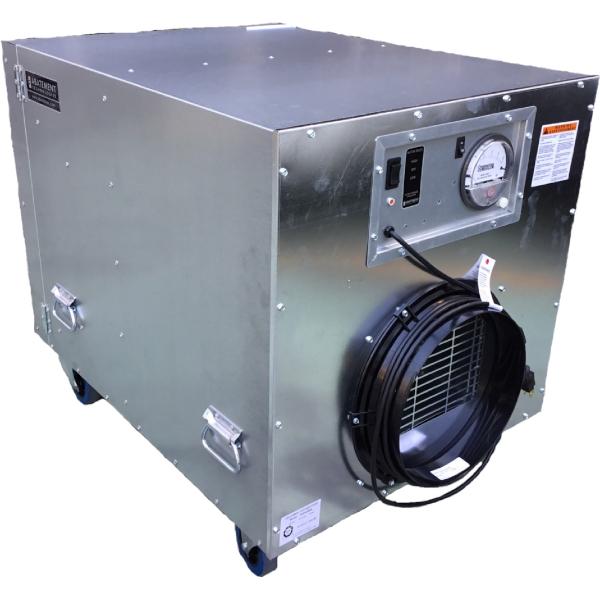 負圧集塵機(集じん・排気装置)ヘパエアーH2KMA