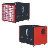 負圧集塵機(集じん・排気装置)SR60B