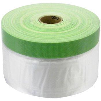 養生テープ、スプレーのり