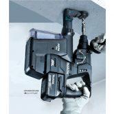 集塵機能付き電動工具