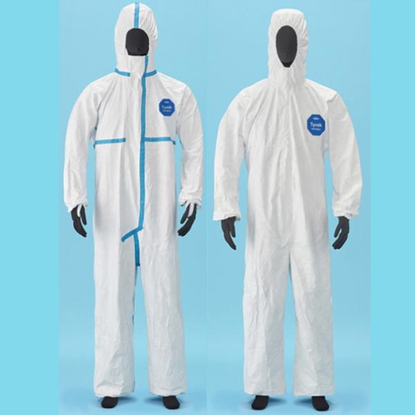 防護服、足カバー